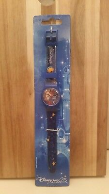 Disney mickey mouse watch  25th anniversary  watch New from disneyland paris