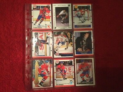 Montreal Canadiens, NHL Trading Cards