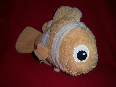 "Disney Finding Nemo Plush Cozy 14"" Nemo"