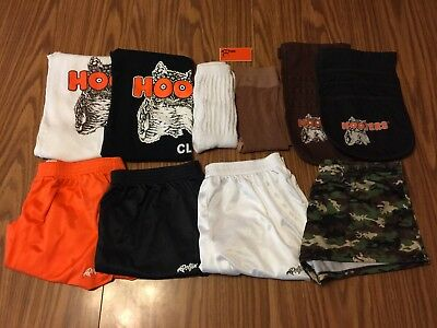 Complete Original Hooters Waitress Uniforms Lot