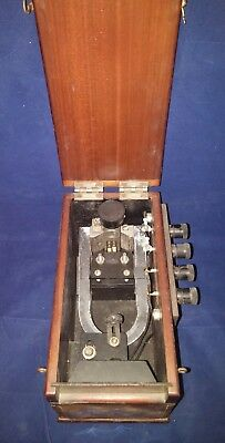 Antique Leeds & Northup Galvanometer model 2420-a