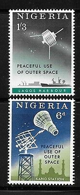 Nigeria 1963 Peaceful uses of outer space MNH A632