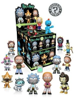 Funko Mystery Mini Blind Box: Rick and Morty NEW