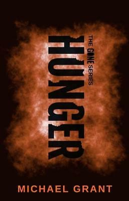 NEW Hunger By Michael Grant Paperback Free Shipping