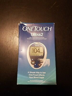 One Touch Ultra 2 Meter kit **Brand New""