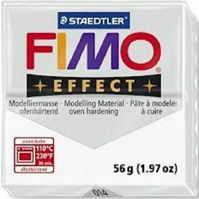 Fimo Effect Polymer Clay  - Translucent No 014