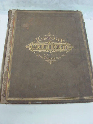 Book:1879  History Of Macoupin County Illinois With Illustrations