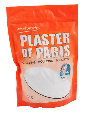 Mont Marte Sculpting - Plaster of Paris 1kg