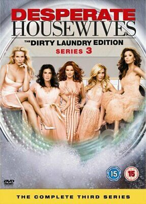 Desperate Housewives - Season 3 [DVD] - DVD  MEVG The Cheap Fast Free Post