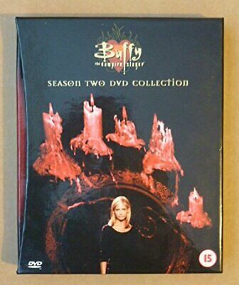 Buffy the Vampire Slayer - Season 2 [DVD] [1998] - DVD  Z7VG The Cheap Fast Free