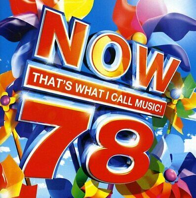 Various Artists - Now That's What I Call Music! 78 - Various Artists CD JCVG The