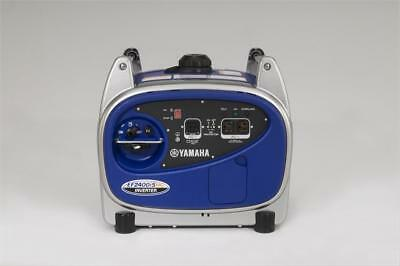 Yamaha EF2400iS (2.4KVA) Silent Inverter Portable Petrol Generator with Cover