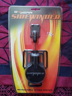 S4gear sidewinder tactical Retractable Tether Combo Mount System bx