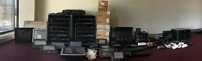 Large lot AMX AXCESS control equipment