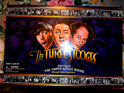 The Three Stooges Three Little Beers Fao Schwarz