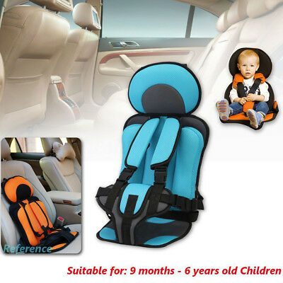 Portable Safety Baby Child Car Seat Infant Toddler Convertible Booster Chair NEW