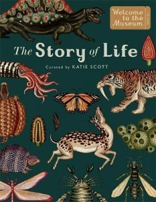 The Story of Life: Evolution by Ruth Symons (Hardback, 2017)