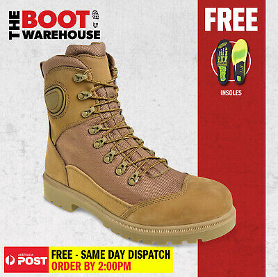Army GP Combat Boot. Non Safety.  Work, Hiking & Leisure. ONLY WHILE STOCKS LAST