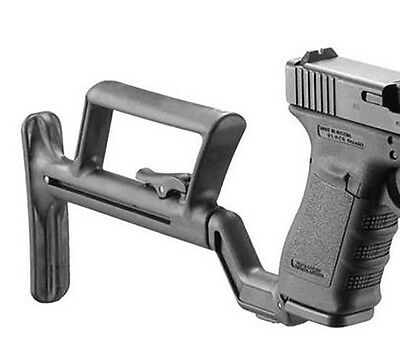 Outdoor Hunting Tactical Support Butt Stock for G17-G19 For Airsoft Shooting