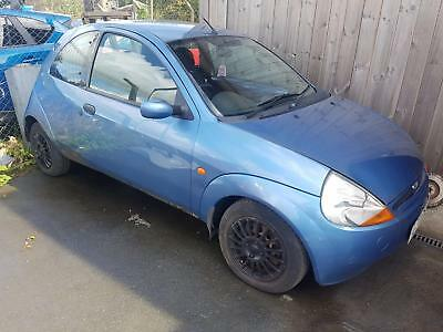 Ford Ka 1.3 2002MY Collection - selling for spares & repairs