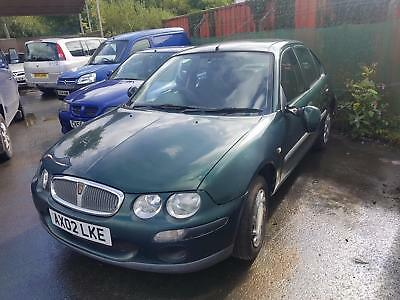 Rover 25 1.4 16v ( 103ps ) iL (103PS) SELLING FOR SPARES & REPAIRS
