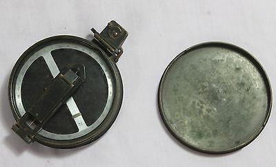 Old Antique Original Brass Compass T. COOKE. & SONS N2 2097 Collectible