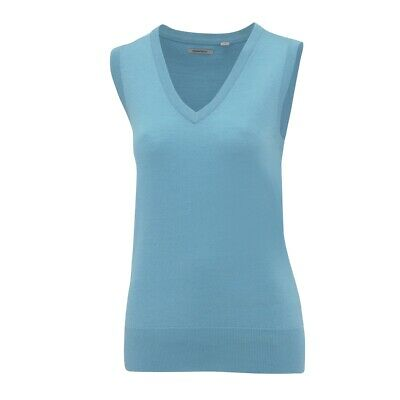Ashworth Ladies Merino Golf Vest