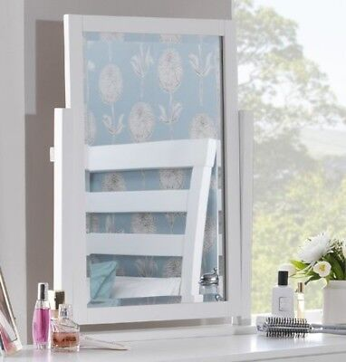 White Dressing Mirror Only Large Modern New Free And Fast Delivery