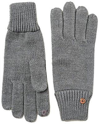 edc by Esprit Accessoires 107ca1r006, Guantes para Mujer, Gris (Grey 030), Tall