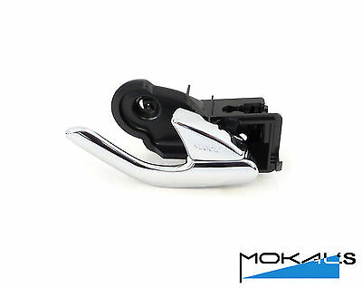 mazda Tribute inner door handle (chrome lever) Right side front