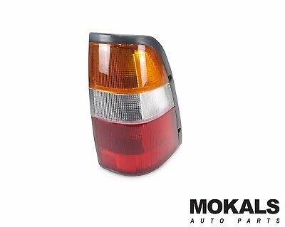 Tail light AMBER Top for Holden Rodeo ute TF Right side 1997-2003 with globes