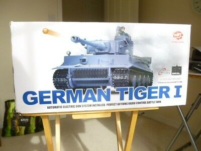 Ww2 Panzer Mk1 Tiger Smoke And Sound Great Condition