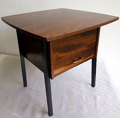 Mid Century Sewing Box / Table