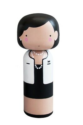 Coco Chanel Kokeshi Doll Brand New