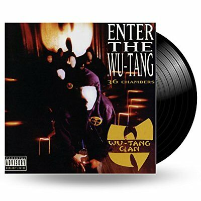 Enter The Wu-Tang Clan: 36 Chambers 2016 [Vinilo]