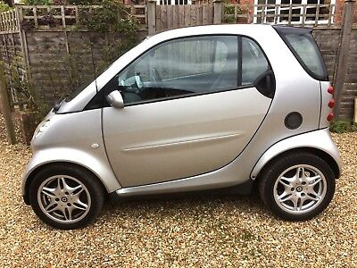 Smart Car ForTwo City Passion, 2003,  Spares or Repair