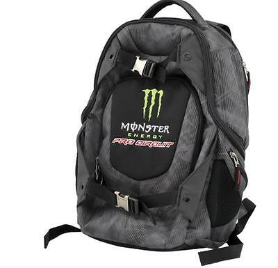 Pro Circuit Back Pack Brigade Pc LE MONSTER ENERGY CLOSEOUT