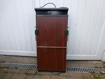 Trouser Press. Morphy Richards wall mounted automatic. Very little used.