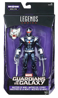 Guardians of the Galaxy Marvel Legends Series Darkhawk Action Figure HASBRO