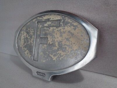 Insigne F Robri Renault Peugeot Ford Simca Traction Panhard Citroën accessoire