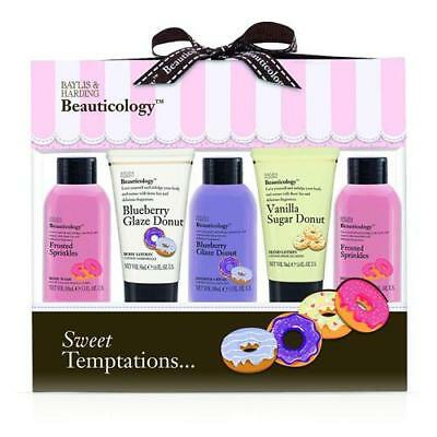 Baylis and Harding Donut Shop 5 Bottle Gift Set