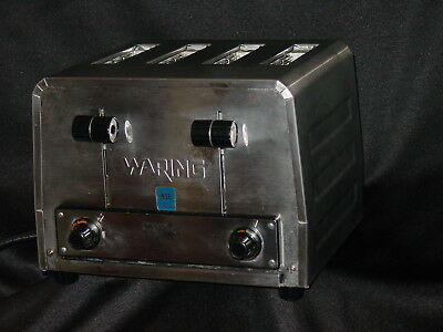 Waring Commercial Toaster Model WCT800
