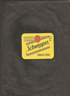 Schweppes Tonic Bar Coaster