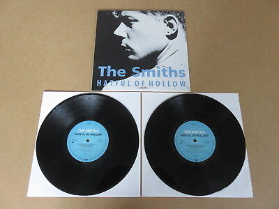"THE SMITHS Hatful Of Hollow 2 x 10"" LP RARE NUMBERED SLEEVE PROMO COPY SMITHS2"