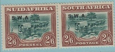 South West Africa 103 Mint Hinged Og No Faults Extra Fine