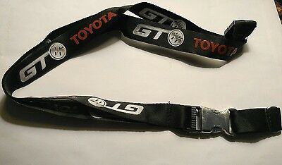 Rare Toyota GT86 Launch Lanyard (new)