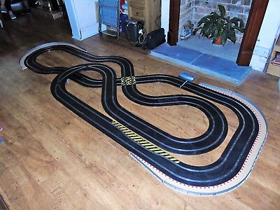 Scalextric Sport Digital Track Set Circuit Large Layout Tested **No Cars**