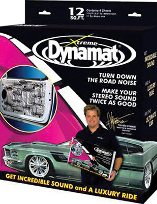 Dynamat Extreme Door Kit Sound Barrier 12x36 in 4 pc P/N 10435