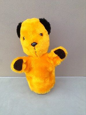 sooty hand puppet by patsy b marketing ltd - sooty & sweep