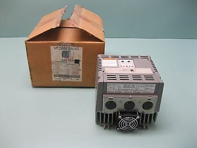 Johnson Controls VFD66 Model VFD66EBA-1C Variable Speed AC Drive NEW H2 (2107)